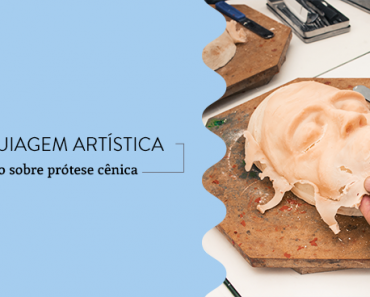 prótese cênica