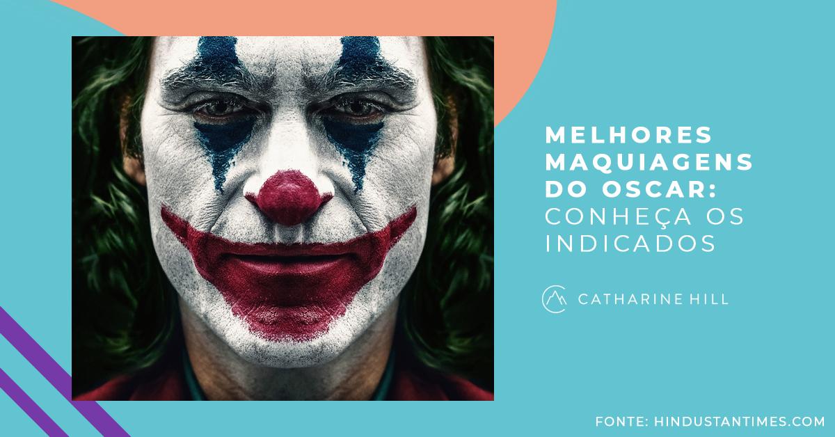 Melhores Maquiagens do Oscar 2020