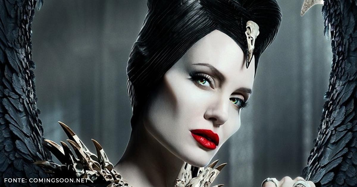 Melhores Maquiagens Malévola