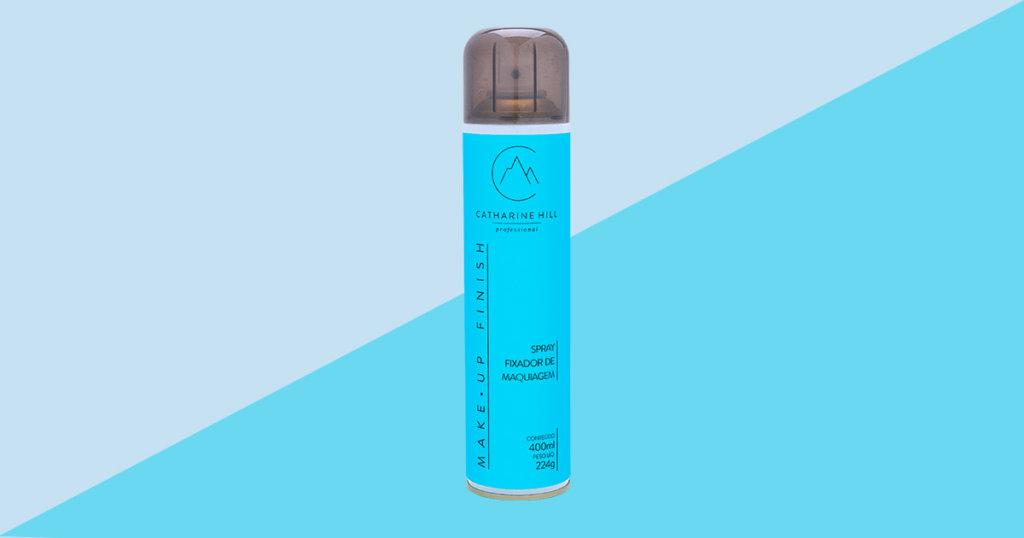 spray finalizador para maquiagem a noite