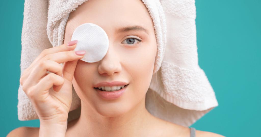 tratamento para limpeza de pele