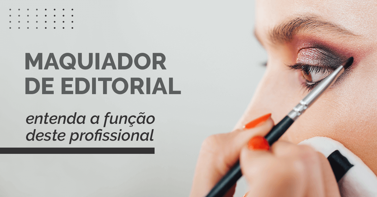 Maquiador de editorial