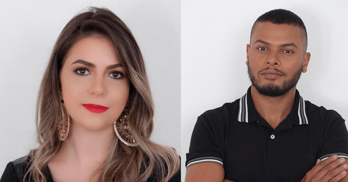 Beauty Artists Malu Martins e Fernando Freitas