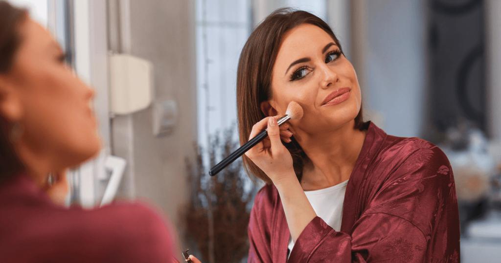 Benefícios de se maquiar na quarentena