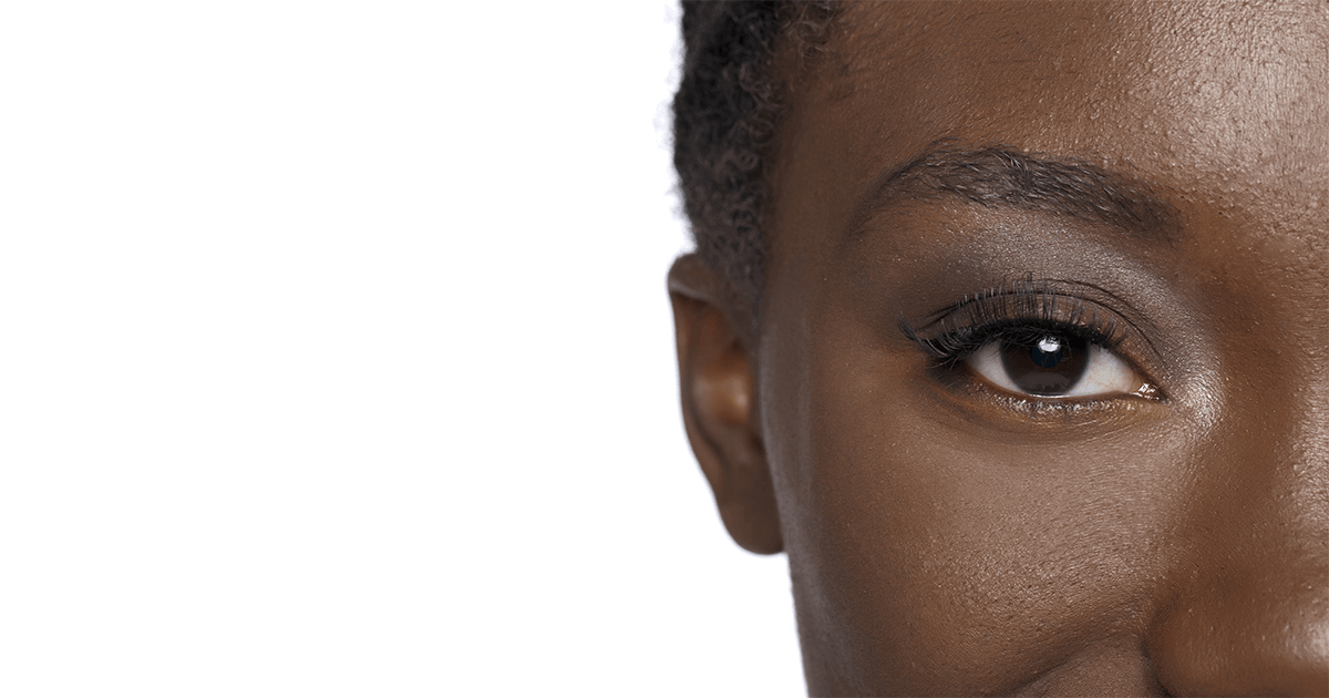Maquiagem para sobrancelhas e formato do rosto