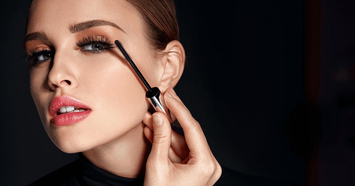Aprendendo com challenge de maquiagem