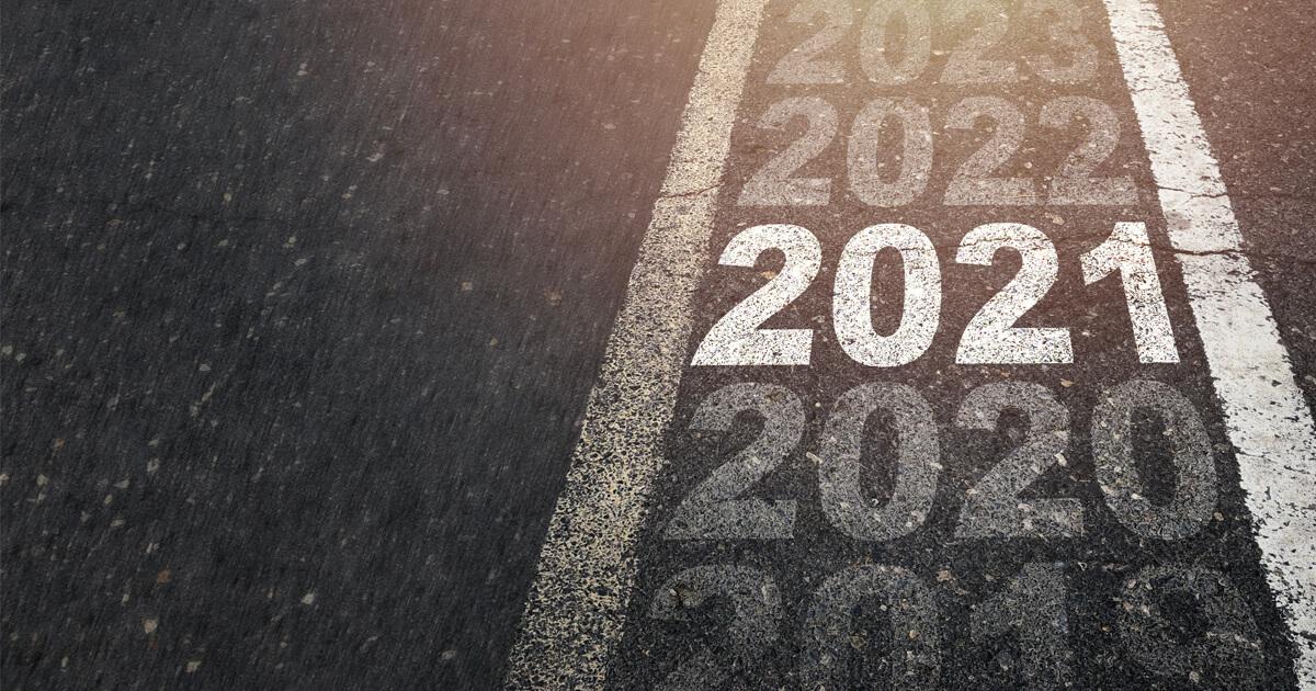Trilha de aprendizado para 2021