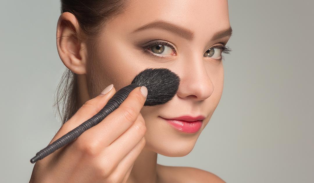 O curso profissionalizante de maquiagem