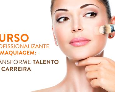 Curso profissionalizante de maquiagem: transforme talento em carreira