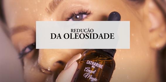Blindagem Pri Lessa reduz oleosidade da pele